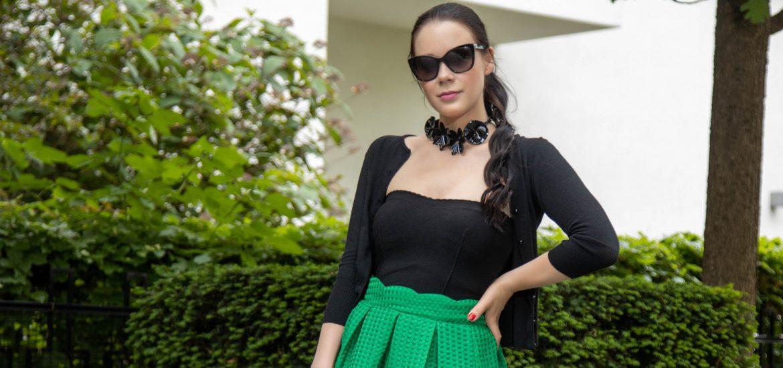 Magic Munich Blog - perfect skirt length