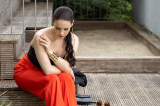 Magic Munich Blog- red Zara Pants